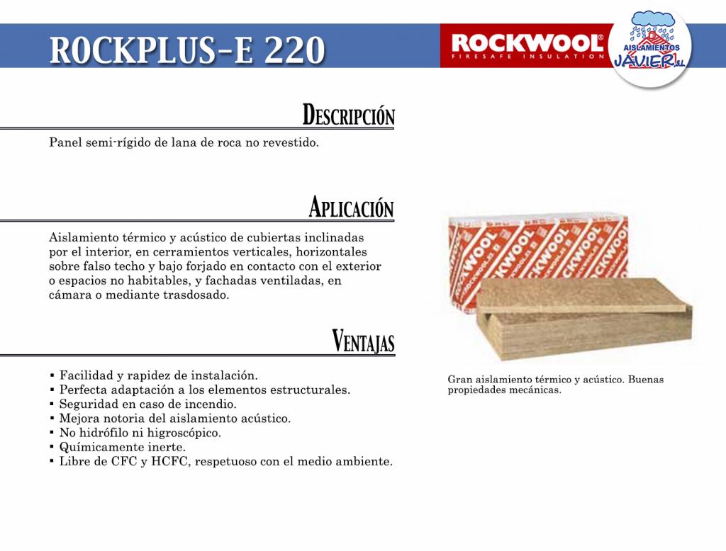 Rockplus-e 220