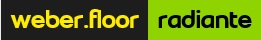 Logo weber.floor radiante