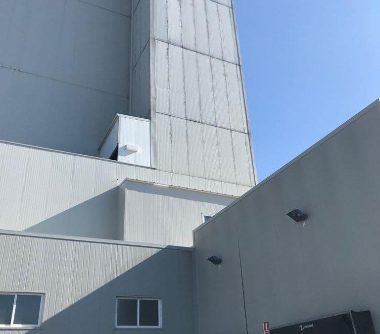 Nueva Obra Torre de Impulsión