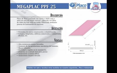 Megaplac PPF 25